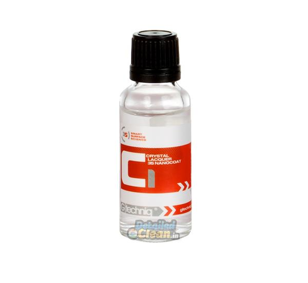 Gtechniq C1 Crystal Lacquer 50ml