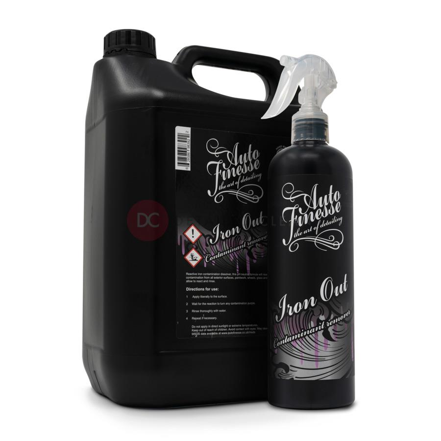 Auto Finesse Iron Out Iron Remover 500ml