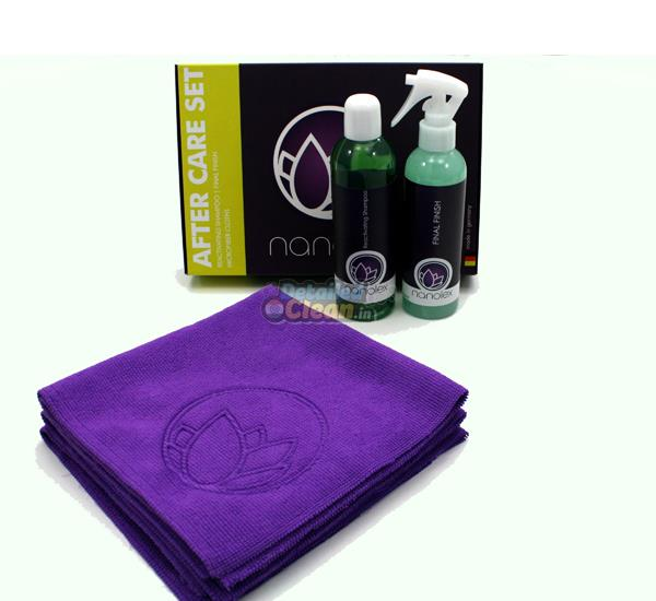 Nanolex Aftercare Set