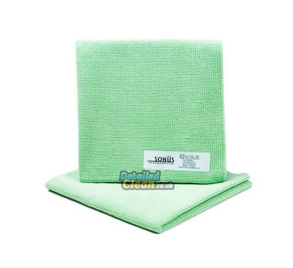 Sonus Der Wunder Microfiber Polishing Towel 2 Pack