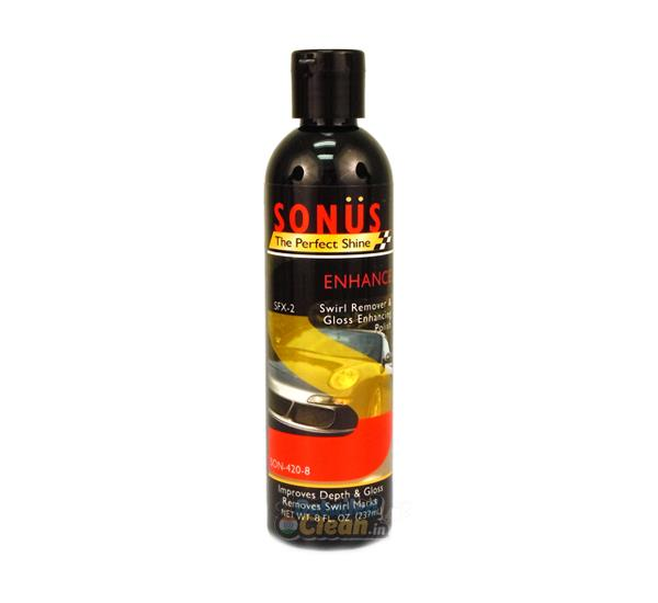 Sonus SFX-2 Enhance Swirl Remover 8oz