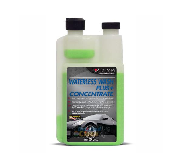 Ultima Waterless Wash Concentrate 16oz