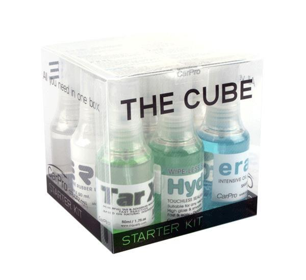 CarPro The Cube Sample Kit