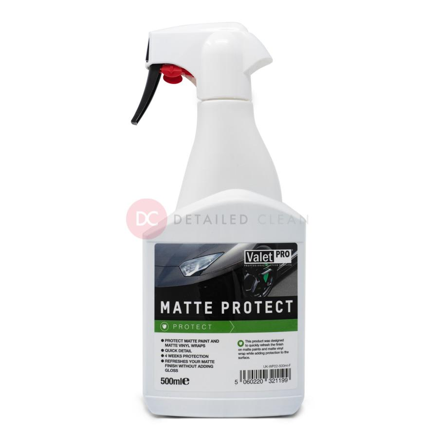 Valet Pro Matte Protect 500ml