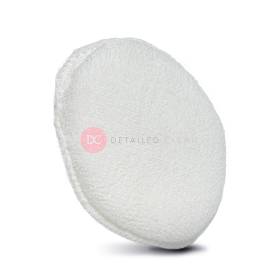 Microfibre White Polish Pad