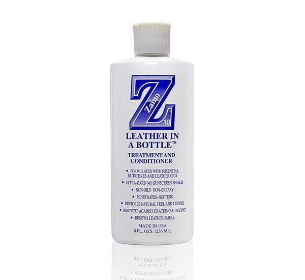 Zaino Z10 Leather in a Bottle
