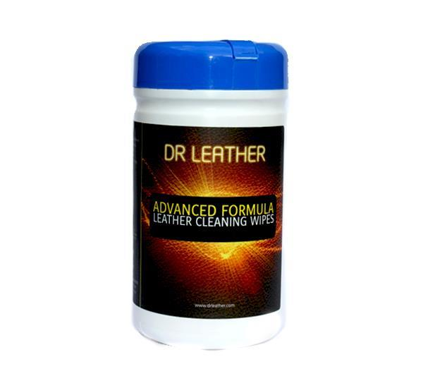 Dr Leather Leather Wipes