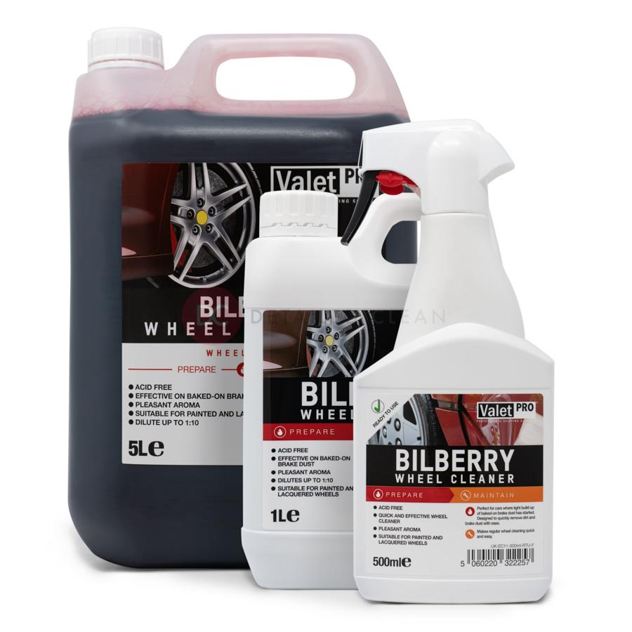 ValetPro Bilberry Wheel Cleaner 5 litre