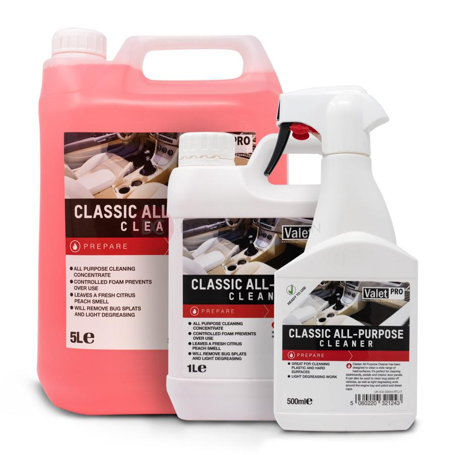 Valet Pro Classic All Purpose Cleaner
