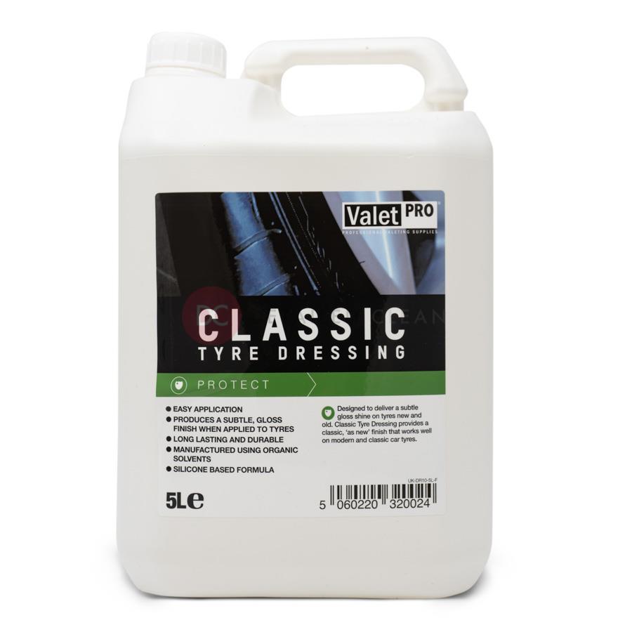 Valet Pro Classic Tyre Dresssing 5L