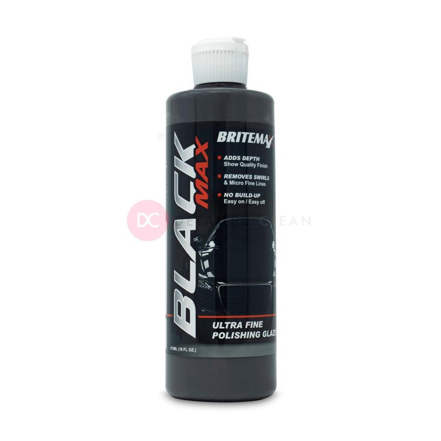 Britemax Black Max Ultra Fine Glaze