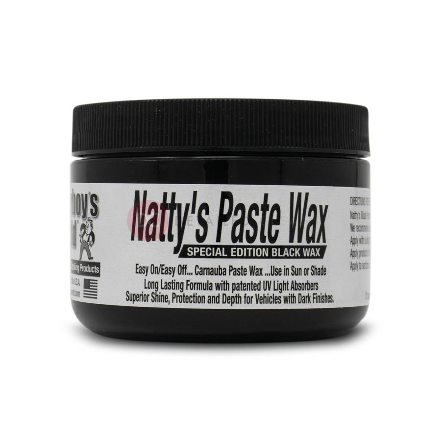 Poorboys Natty's Black Paste Wax