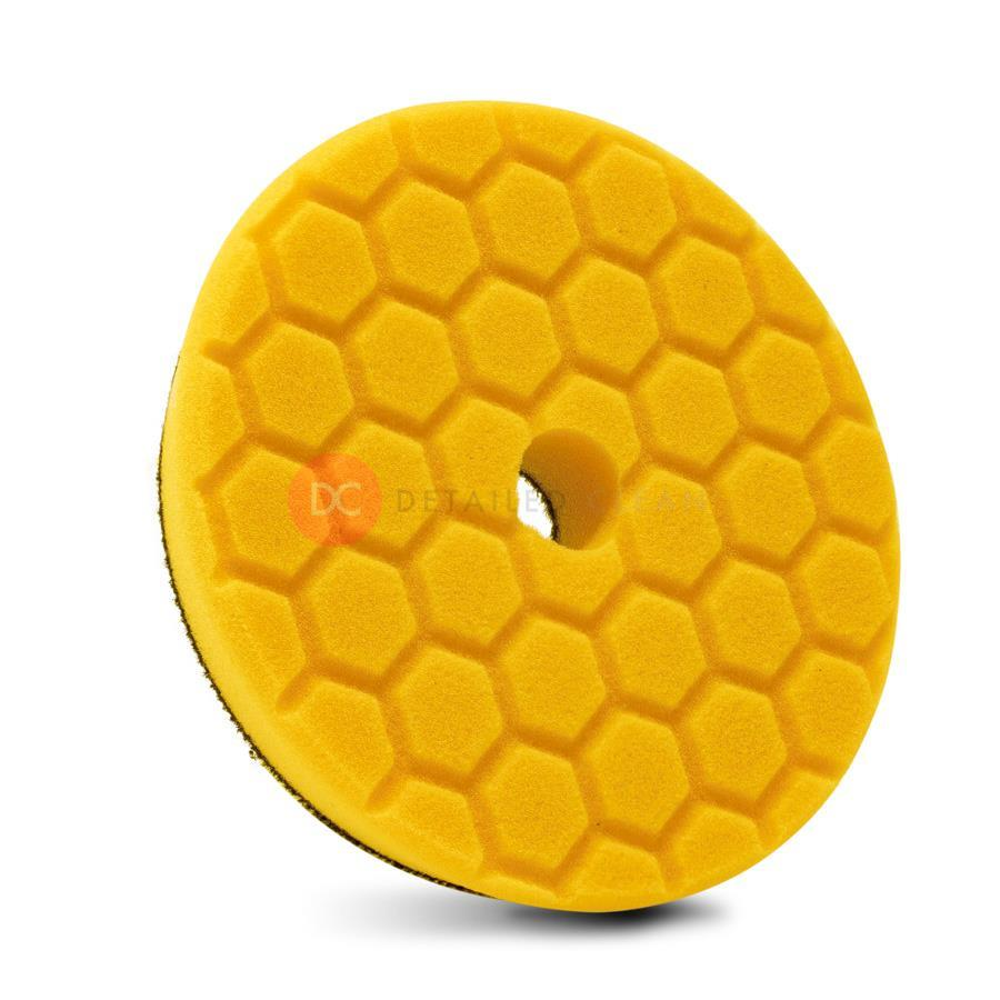 "Chemical Guys Yellow Quantum Pad 5.5"""