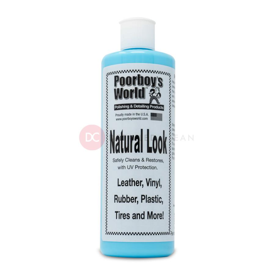 Poorboys Natural Look Dressing 16oz
