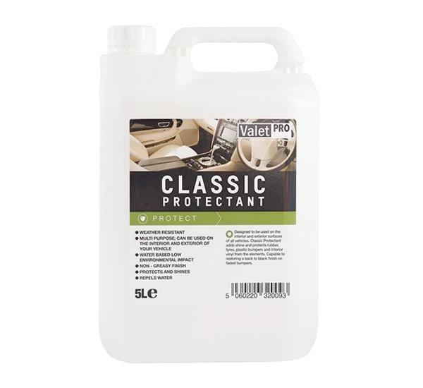 Valet Pro Classic Protectant