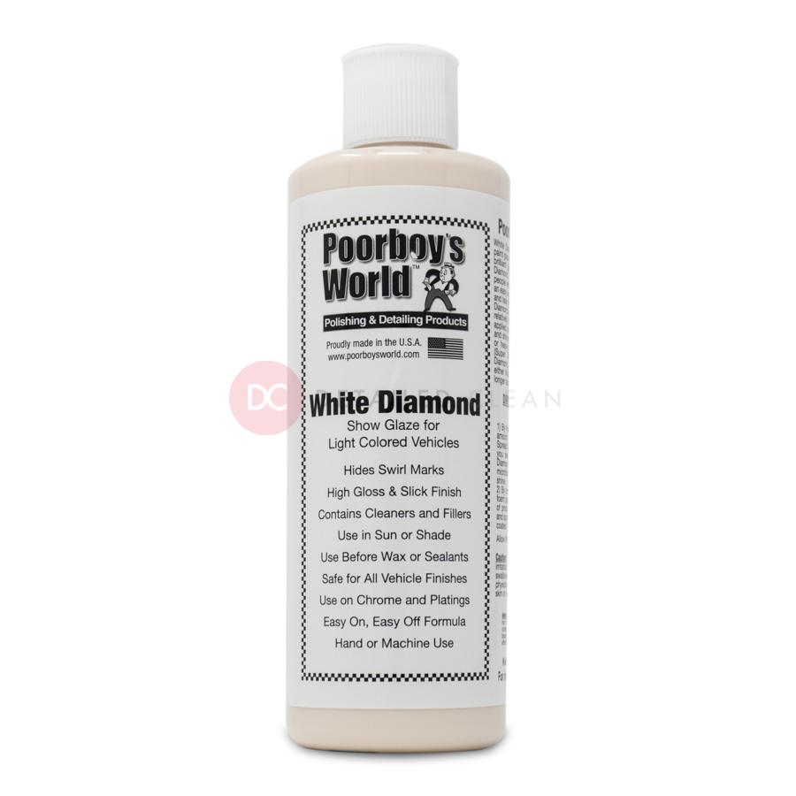 Poorboys White Diamond 16oz