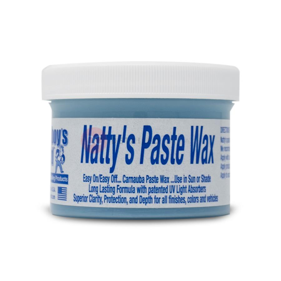 Poorboys Natty's Blue Paste Wax