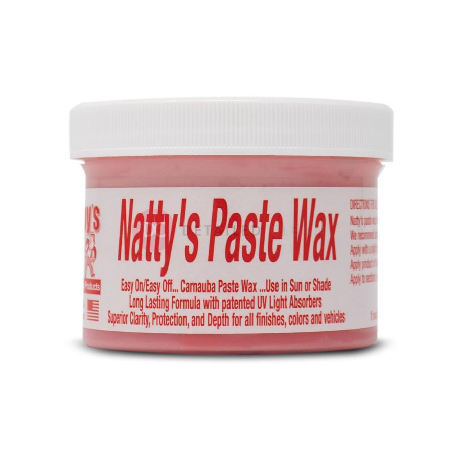 Poorboys Natty's Red Paste Wax