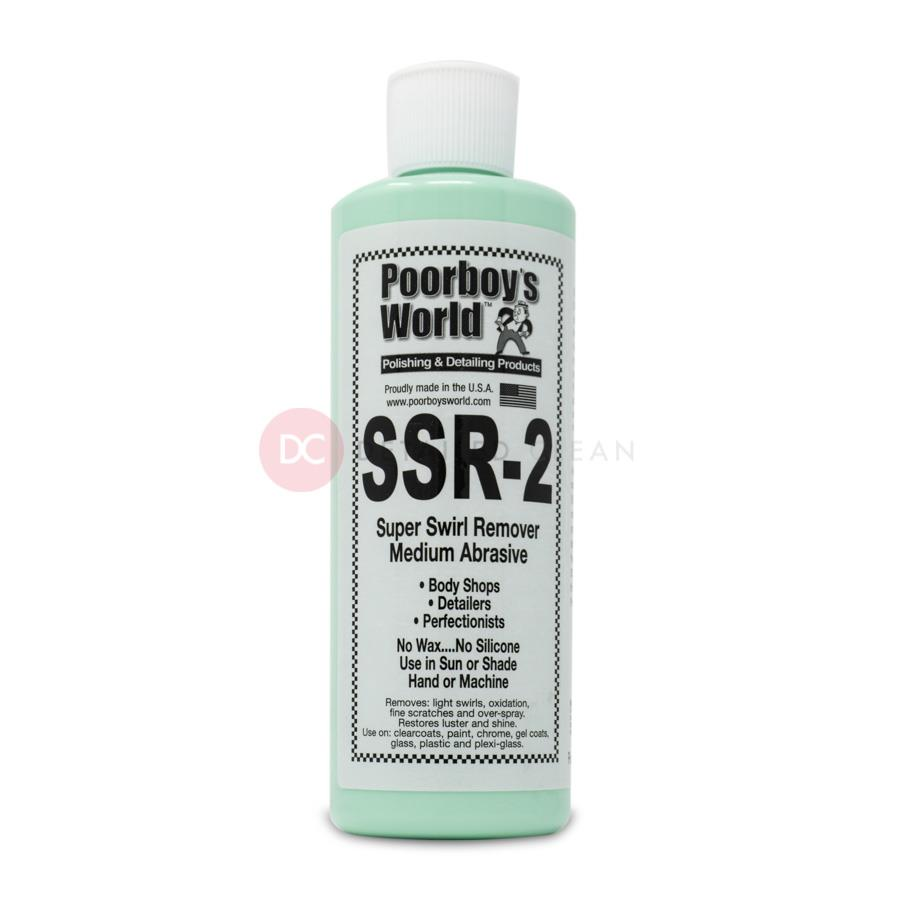 Poorboys SSR 2.0 Super Swirl Remover